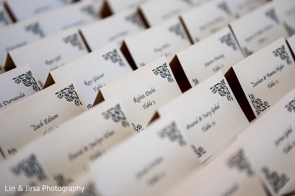 Stationery in Santa Susana, CA Indian Wedding by Lin & Jirsa Photography