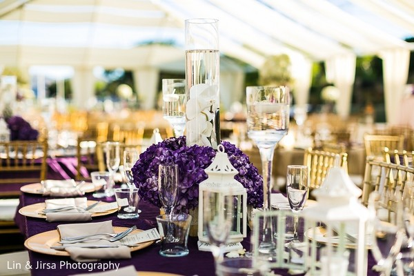 Floral & Decor in Santa Susana, CA Indian Wedding by Lin & Jirsa Photography