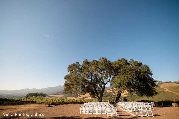 Venue in Kenwood, CA Indian Fusion Wedding by Viera Photographics