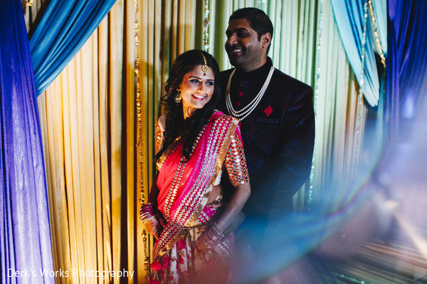 Pre-Wedding Portrait in Columbus, OH Indian Wedding by Derk's Works
