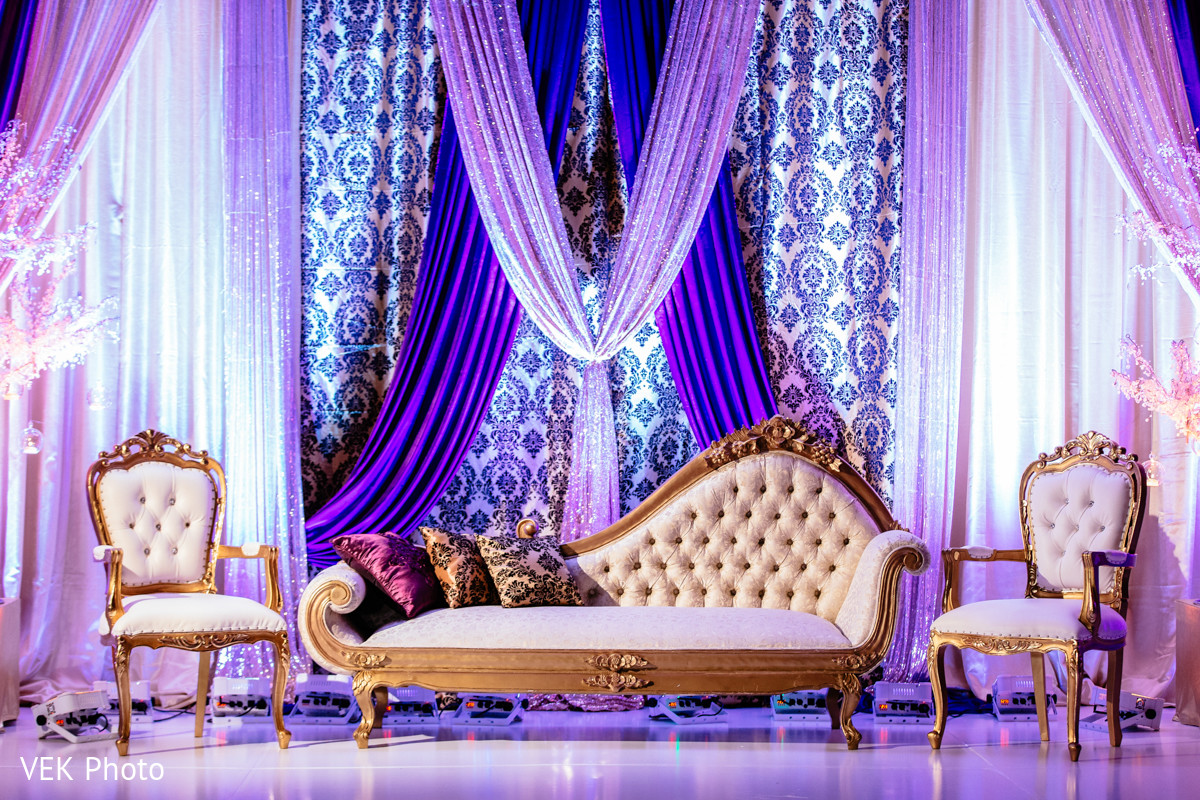 Sweetheart stage in horseshoe bay tx south asian wedding for Asian wedding decoration