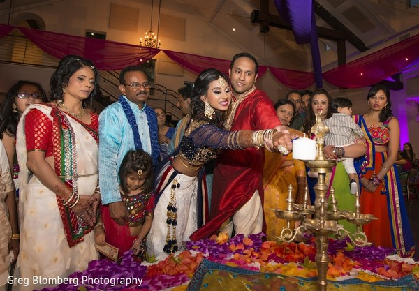 Pre-Wedding Celebration in Fischer, TX Indian Wedding by Greg Blomberg Photography