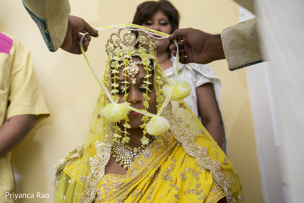 Ceremony in Staten Island, NY Indian Wedding by Priyanca Rao Photography