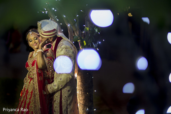 Wedding Portrait in Staten Island, NY Indian Wedding by Priyanca Rao Photography