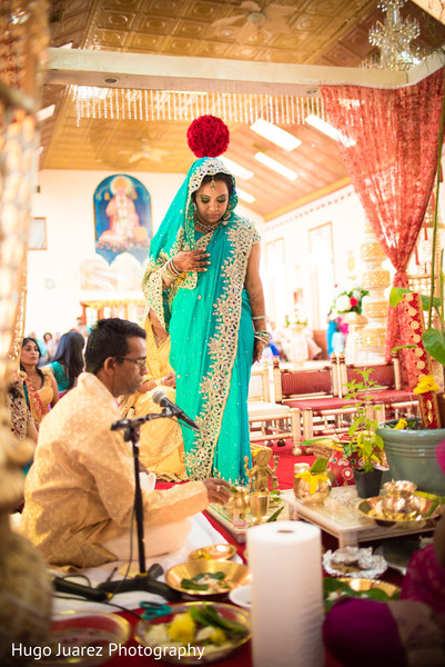 Pre-Wedding Ceremony in Woodbury, NY Indian Wedding by Hugo Juarez Photography