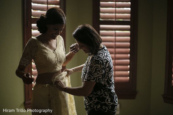 Getting Ready in Richmond, TX South Asian Wedding by Hiram Trillo Art Photography