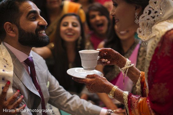 Wedding Ceremony in Richmond, TX South Asian Wedding by Hiram Trillo Art Photography