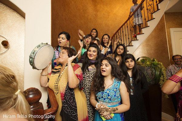 Mehndi Party in Richmond, TX South Asian Wedding by Hiram Trillo Art Photography