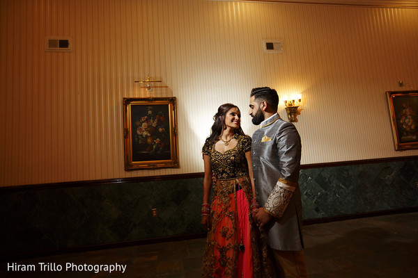 Sangeet in Richmond, TX South Asian Wedding by Hiram Trillo Art Photography