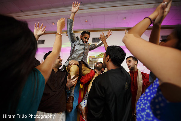 Sangeet Performances in Richmond, TX South Asian Wedding by Hiram Trillo Art Photography