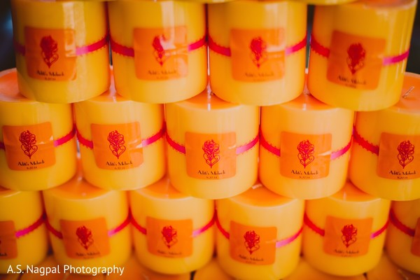 Favors in Princeton, NJ Indian Wedding by A.S. Nagpal Photography