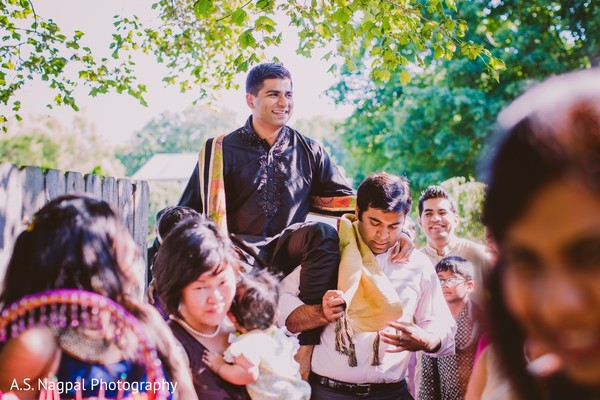Mehndi Celebration in Princeton, NJ Indian Wedding by A.S. Nagpal Photography