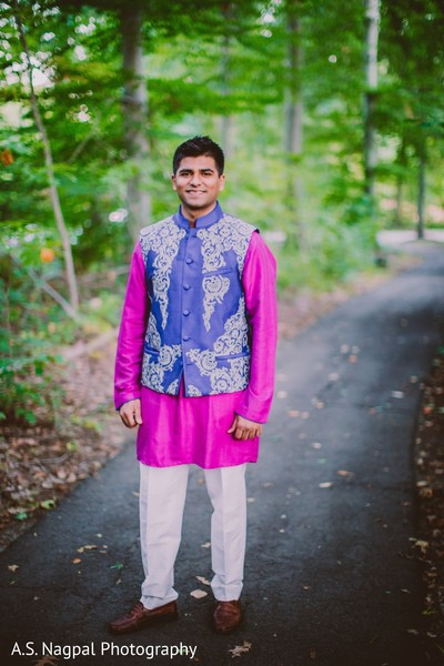 Pre-Wedding Portrait in Princeton, NJ Indian Wedding by A.S. Nagpal Photography