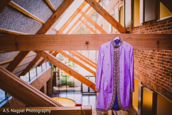 Groom Fashion in Princeton, NJ Indian Wedding by A.S. Nagpal Photography