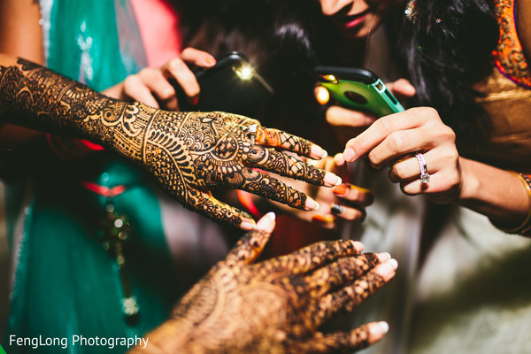 Mehndi Party in Atlanta, GA South Asian Wedding by FengLong Photography