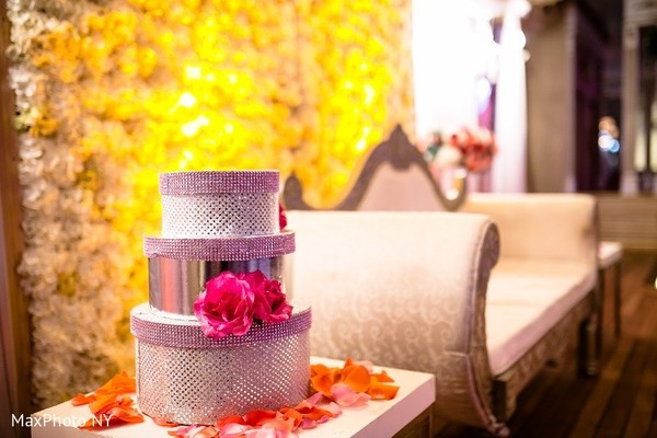 Floral & Decor in Long Island, NY Indian Wedding by MaxPhoto NY