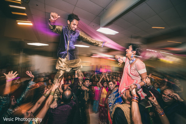 Pre-Wedding Celebration in Charlotte, NC Indian Wedding by Vesic Photography