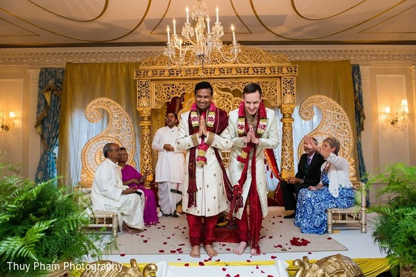 indian fusion wedding,indian fusion wedding ceremony,same sex,same sex marriage,indian weddings,same sex indian wedding,same sex wedding ceremony