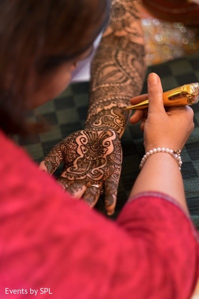 Mehndi Party in Atlanta, GA Indian Wedding by Events by SPL
