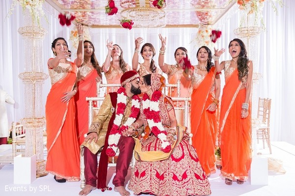 traditional indian wedding,indian wedding traditions,indian wedding customs,indian weddings,indian bridal party,indian wedding party,indian wedding party portraits