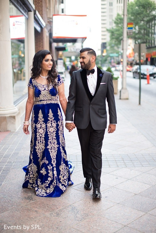 Reception portrait in atlanta ga indian wedding by events for Indian jewelry in schaumburg il