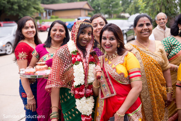 Pre-wedding Celebrations in St. Louis, MO Indian Wedding by Samson Productions