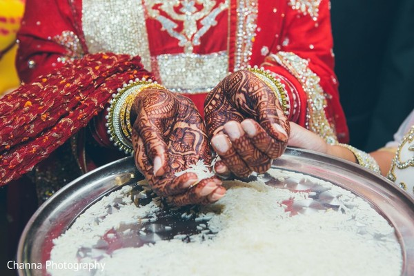Vidaai in Toronto, Canada Sikh Indian Wedding by Channa Photography