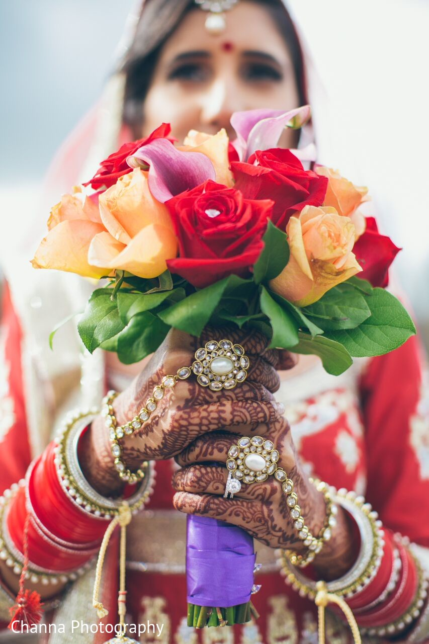 Toronto, Canada Sikh Indian Wedding by Channa Photography