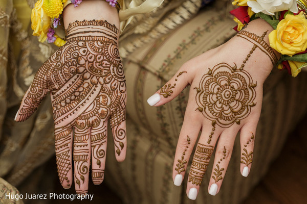 Mehndi in New Fairfield, NJ Pakistani Wedding by Hugo Juarez Photography