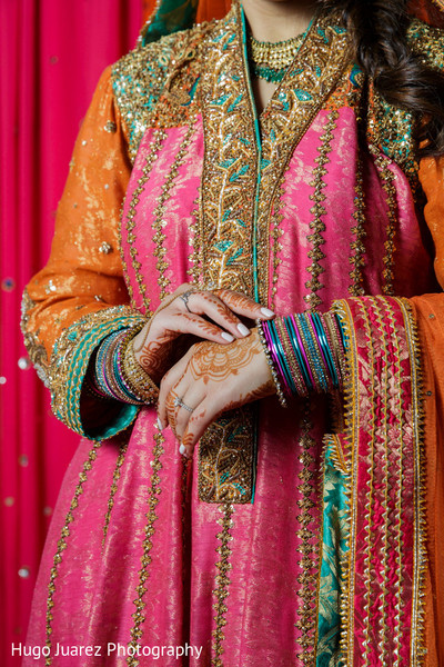 Bridal Fashion in New Fairfield, NJ Pakistani Wedding by Hugo Juarez Photography