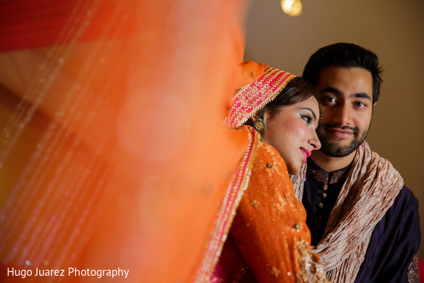 Pre-Wedding Portrait in New Fairfield, NJ Pakistani Wedding by Hugo Juarez Photography