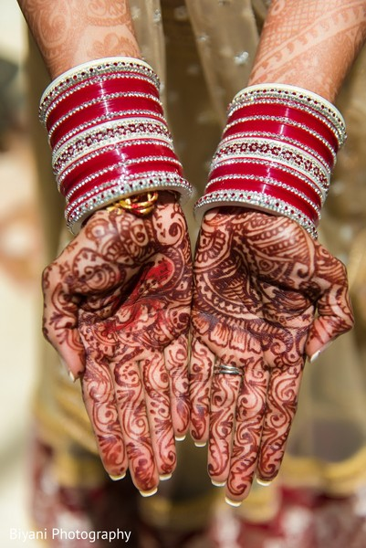 Mehndi in Houston, TX Indian Wedding by Biyani Photography