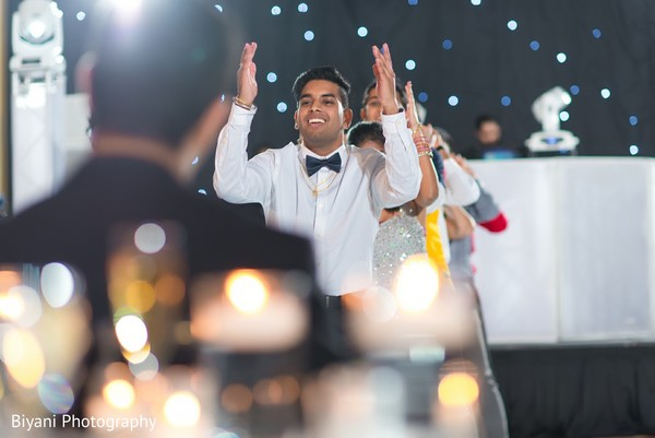 Reception Performances in Houston, TX Indian Wedding by Biyani Photography
