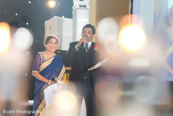 Reception in Houston, TX Indian Wedding by Biyani Photography