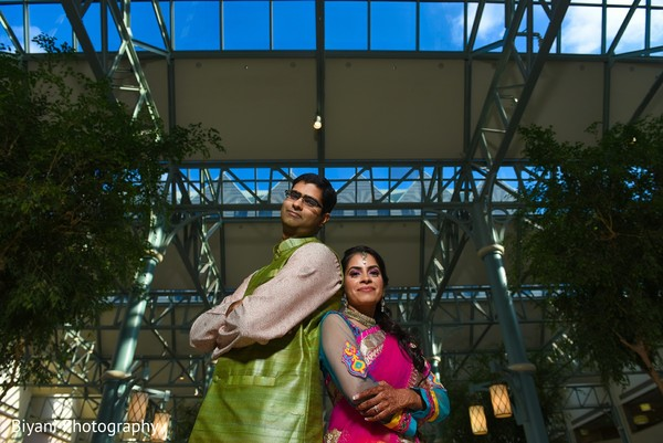 Sangeet Portraits in Houston, TX Indian Wedding by Biyani Photography