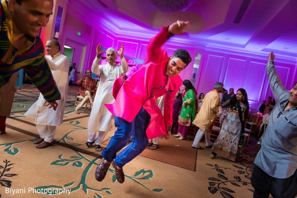 Sangeet in Houston, TX Indian Wedding by Biyani Photography
