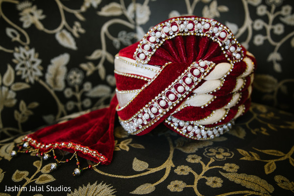 Pagri in New Rochelle, NY Hindu Fusion Wedding by Jashim Jalal Studios
