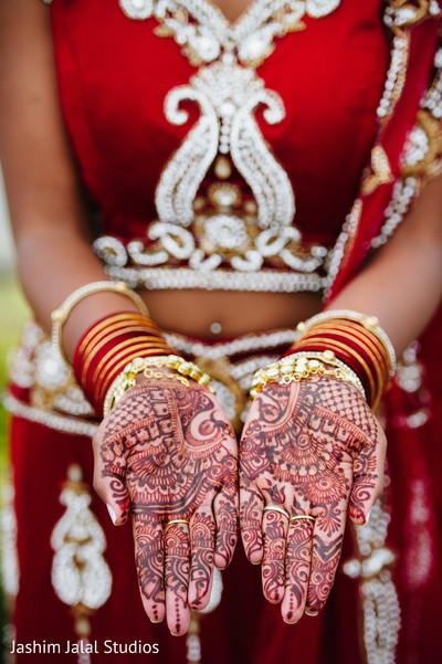 Mehndi in New Rochelle, NY Hindu Fusion Wedding by Jashim Jalal Studios