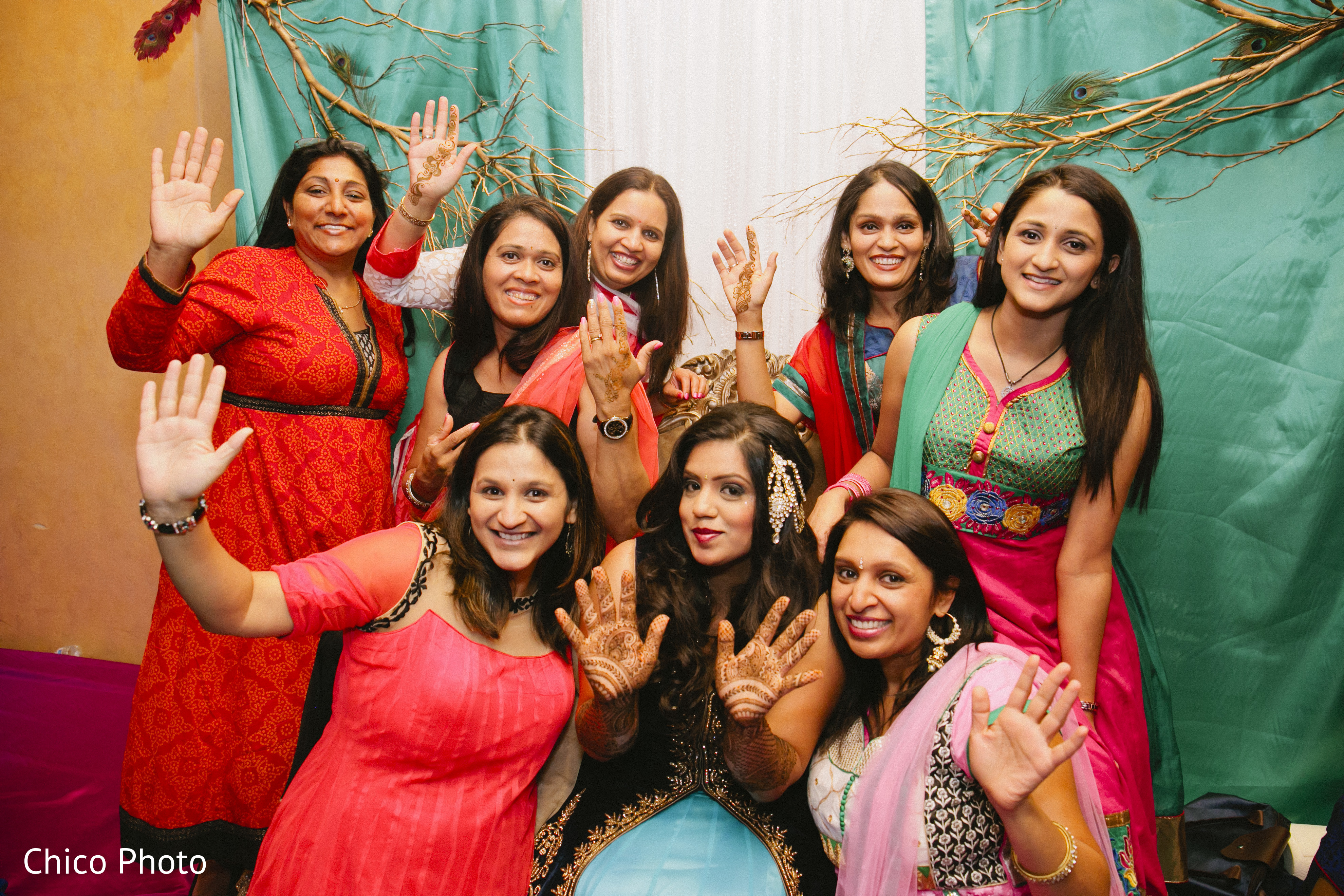 Mehndi Party N Wedding : Pre wedding portrait in norwalk ca indian by chico photo
