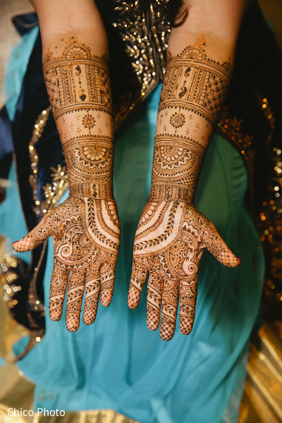Mehndi in Norwalk, CA Indian Wedding by Chico Photo
