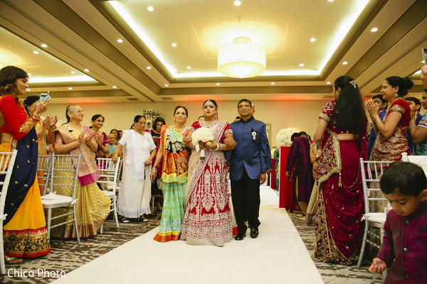 Ceremony in Norwalk, CA Indian Wedding by Chico Photo