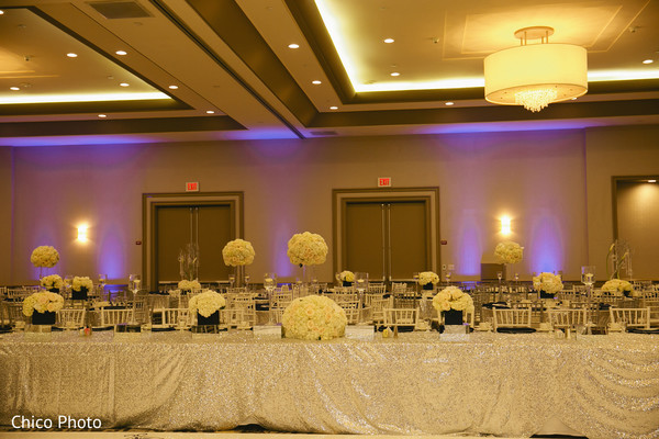 Floral & Decor in Norwalk, CA Indian Wedding by Chico Photo