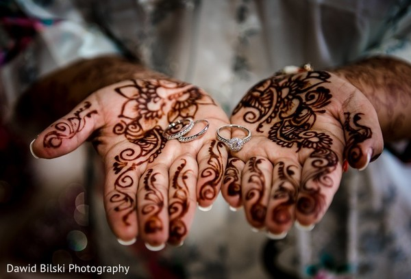 Bridal Jewelry & Mehndi in Fremont, CA Sikh Fusion Wedding by Dawid Bilski Photography