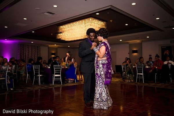 Reception in Fremont, CA Sikh Fusion Wedding by Dawid Bilski Photography