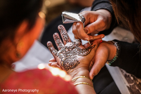 Mehndi Party in Long Beach, CA Indian Wedding by Aaroneye Photography