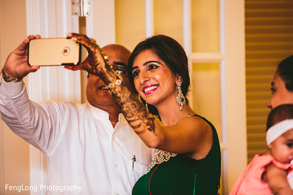 Mehndi Party in Atlanta, GA Pakistani Wedding by FengLong Photography
