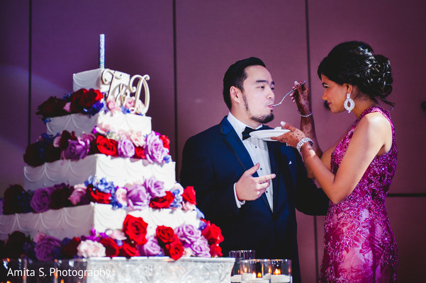 Photo in Orlando, FL Indian Fusion Wedding by Amita S. Photography