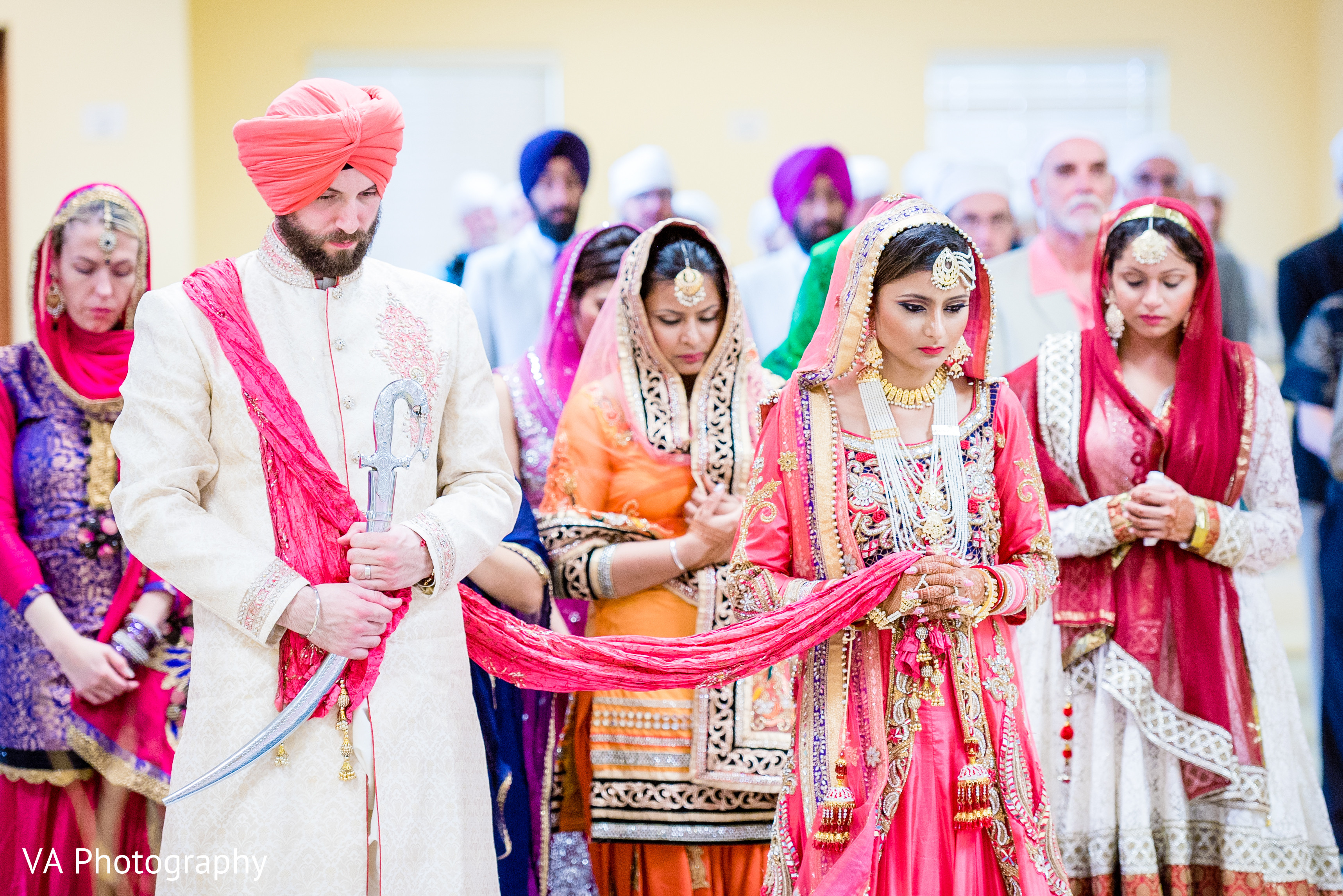 Sikh Wedding Gifts Ideas Gift Ftempo Ceremony In San Jose Ca Fusion By Va
