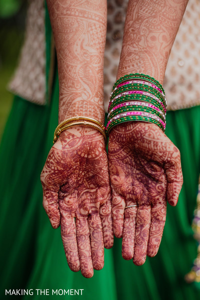 Mehndi in Cleveland, OH Indian Wedding by Making the Moment