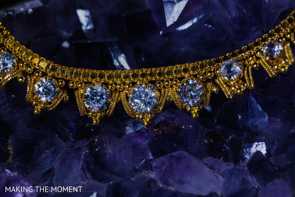 Bridal Jewelry in Cleveland, OH Indian Wedding by Making the Moment